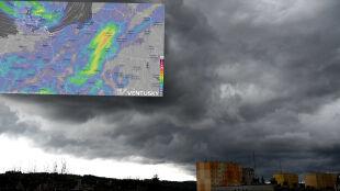 Pogoda na 5 dni: deszcz, burze i silniejszy wiatr. Lokalnie 10 stopni