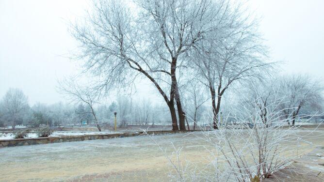 Pogoda na jutro: marznący deszcz i śnieg w części kraju