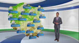 Pogoda na poniedziałek 05.10