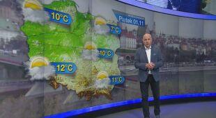 Tomasz Zubilewicz o prognozie pogody na kolejne dni